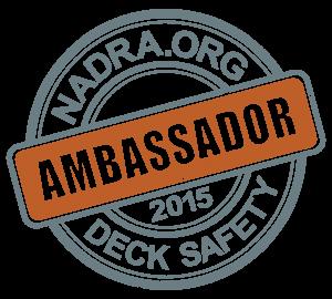 Ambassador of Deck Safety 2015