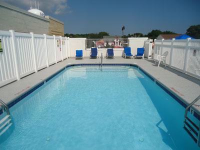 Duradek Pool Deck