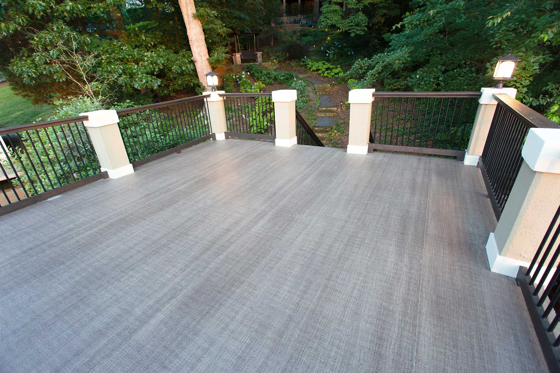 Vacation Properties Vinyl Deck Images Duradek