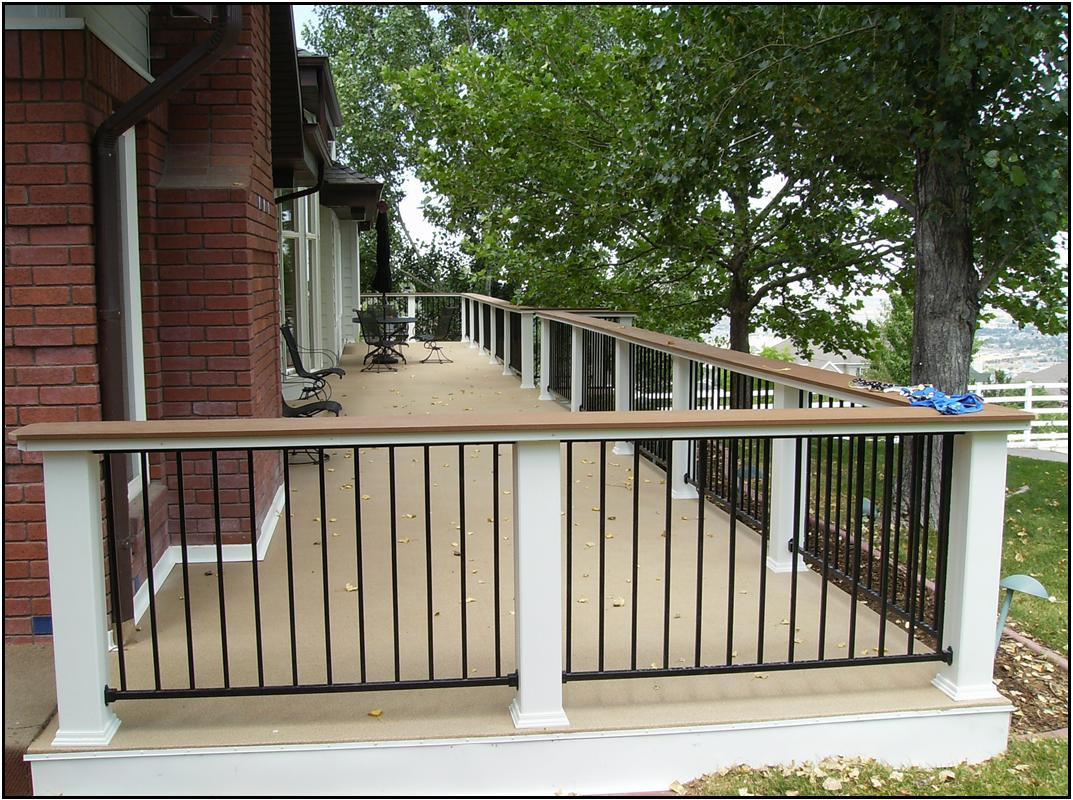Project: Residential Deck With Storage Below, Bountiful, UT