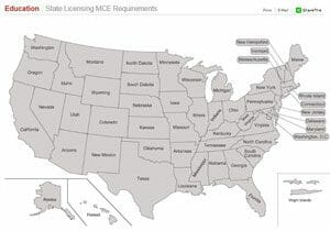 AIA MCE Map