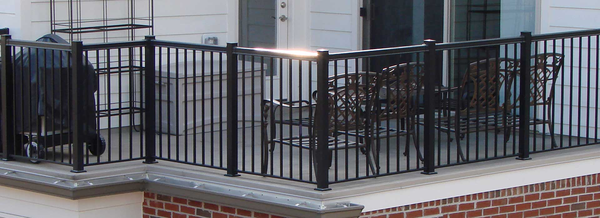 Deck Railing Applications For All Of Your Guardrail Needs