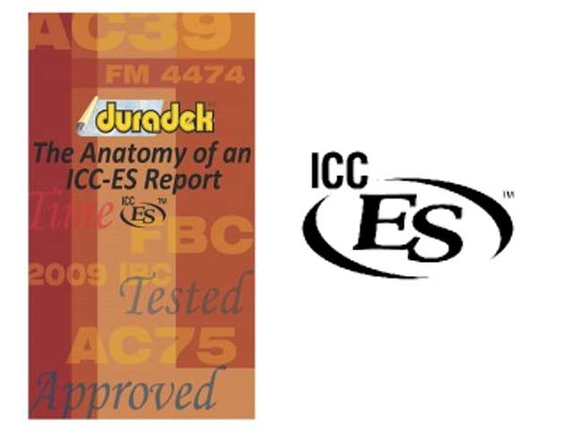 Understanding how ICC-ES helps to show when a product meets Building Code Requirements
