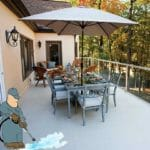 how to care and clean for your vinyl deck