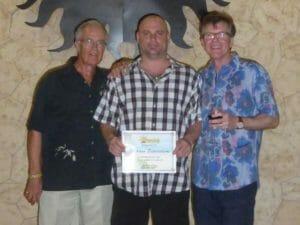 Bob Ogilvie - Duradek, Trevor - Deckstar Restorations, John Ogilvie - Duradek