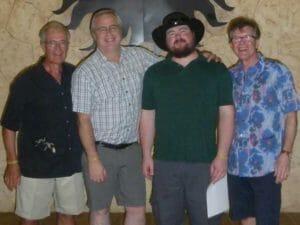 Bob Ogilvie - Duradek, Matt - Duradek Northwest, Mike - Duradek Northwest, John Ogilvie - Duradek