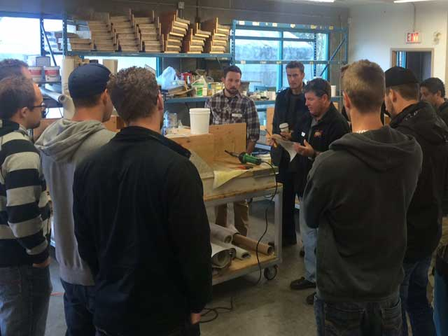 Duradek Installation Training for Authorized Duradek Installers Only