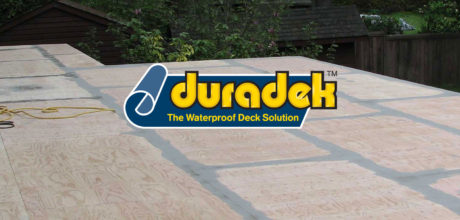 Duradek Substrate and Edge Trims Background