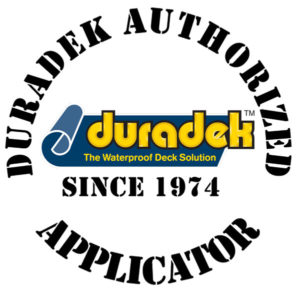 Duradek Authorized Applicator Stamp