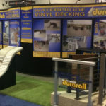 Duradek Booth at IBS 2018 in Orlando, Florida - January 9, 2018