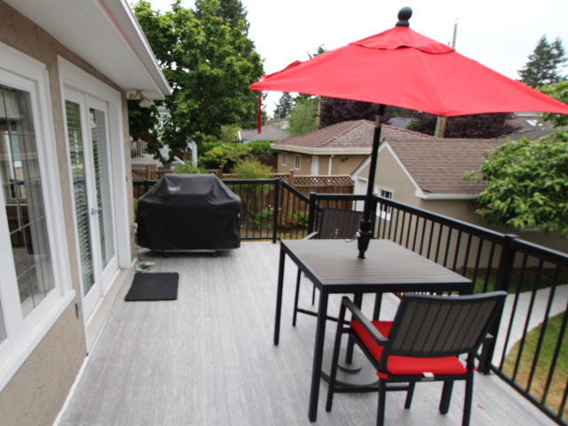 2018 BC Home U0026 Garden Show Backyard Makeover Contest   Duradek Sundeck By  Citywide Sundecks