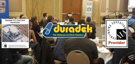 Duradek AIA CES Courses