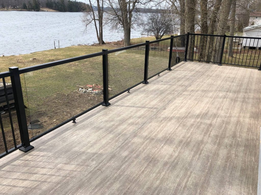 Vinyl Deck Color And Pattern Options
