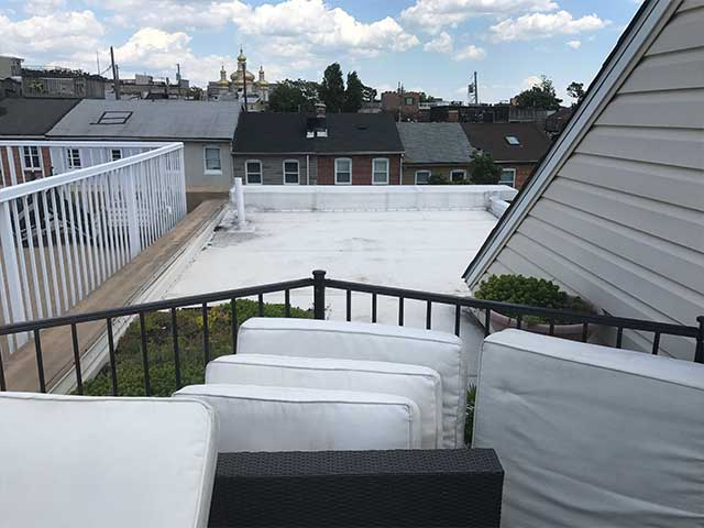 Wasted Outdoor Living Space on Roof Deck