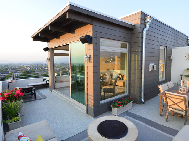 Exterior Design Essentials - Roof Decks