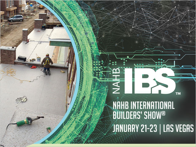 Duradek at IBS 2020 for Waterproof Balcony and Roof Deck Solutions