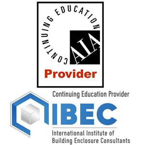 Registered CES Provider - AIA and IIBEC