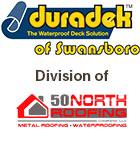 Duradek of Swansboro logo (Division of 50 North Roofing)