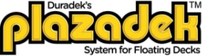 Duradek's Plazadek System Logo
