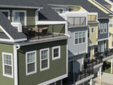 recreational roof decks on multi-residential properties are in demand