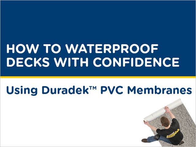 How to Waterproof Decks With Confidence Cover